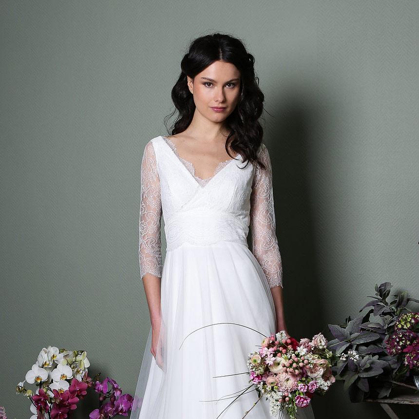 Robe Mariée Grenoble | Nocialine | Nos Robes